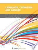 Language, Cognition and Gender