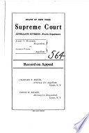 Supreme Court Appellate Division Book PDF