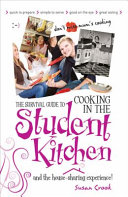 download ebook the survival guide to cooking in the student kitchen and house-sharing experience! pdf epub
