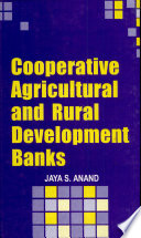 Cooperative Agricultural and Rural Development Banks