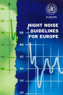 Night Noise Guidelines for Europe Negative Impacts On Human Health