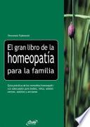 El gran libro de la homeopat  a para la familia