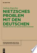 Nietzsches Problem mit den Deutschen