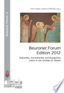 Beuroner Forum Edition 2012