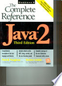 Java 2 The Complete Reference