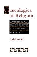 Genealogies of Religion