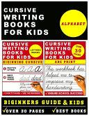 Cursive Writing Books For Kids