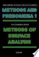 Methods of Surface Analysis