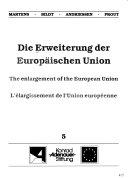 Die Erweiterung Der Europ Ischen Union