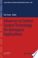 Advances in Control System Technology for Aerospace Applications