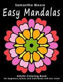Easy Mandalas