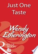 Ebook Just One Taste (Mills & Boon Blaze) Epub Victoria Dahl Apps Read Mobile