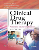 Clinical Drug Therapy  9th Ed    Nursing Diagnosis Reference Manual  8th Ed   Bates  Nursing Guide to Physical Examination and History Taking