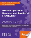 Mobile Application Development  JavaScript Frameworks