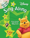 Disney Sing Along Book PDF