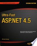 Ultra Fast ASP NET 4 5