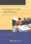Contract Law and Theory