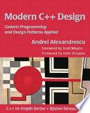 Modern C   Design