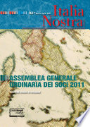 Italia Nostra 461 2011  Assemblea generale ordinaria dei soci 2011