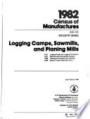 1982 Census of Manufactures: Industry series. 82 pts
