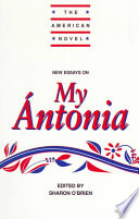 New Essays On My Ntonia