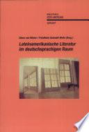 Lateinamerikanische Literatur im deutschsprachigen Raum