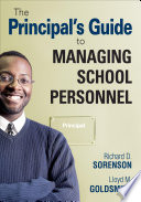 The Principal s Guide to Managing School Personnel