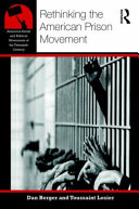 Rethinking the American Prison Movement