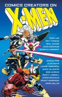 Comics Creators on X Men