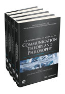 The International Encyclopedia of Communication Theory and Philosophy  4 Volume Set