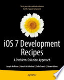 download ebook ios 7 development recipes pdf epub