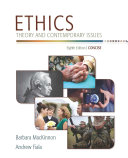 download ebook ethics: theory and contemporary issues, concise edition pdf epub