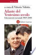 Atlante del Ventesimo secolo 1969-2000