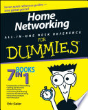 Home Networking All in One Desk Reference For Dummies