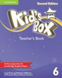 Kid's Box American English Level 6 Teacher's Book