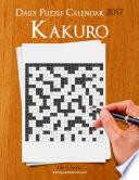 Daily Kakuro Puzzle Calendar 2017