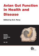 Avian Gut Function in Health and Disease