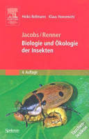 Jacobs/Renner - Biologie und Ökologie der Insekten