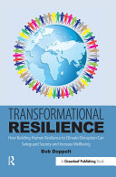 Transformational Resilience : non-profit sectors on personal, organization, and community behavioral...