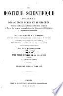 Le Moniteur scientifique du docteur Quesneville