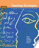 Ebook Teaching Strategies: A Guide to Effective Instruction Epub Donald Orlich,Robert Harder,Richard Callahan,Michael Trevisan,Abbie Brown Apps Read Mobile
