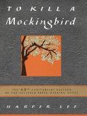 To Kill a Mockingbird LP