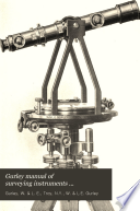 Gurley Manual of Surveying Instruments