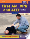 Standard  First Aid  CPR  and AED