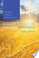 Right Kingdom  Wrong Stories
