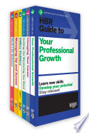 Hbr Guides To Managing Your Career Collection 6 Books