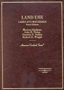 Cases and Materials on Land Use
