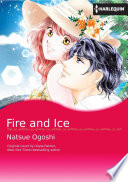 FIRE AND ICE : comic!】even though popular romance novelist margie has almost...
