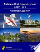 Alabama Real Estate License Exam Prep