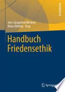 Handbuch Friedensethik